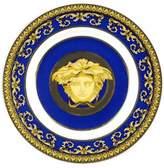 Versace Medusa Blue Plate 18cm