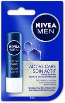 Nivea MEN Active Lip Care 4.8g