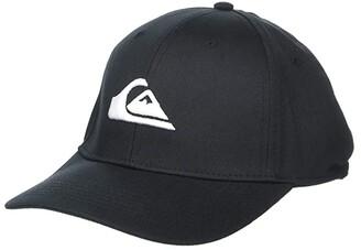 Quiksilver Decades Snapback Hat (Black) Caps
