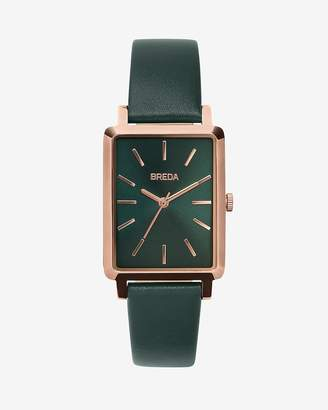 Express Breda Dark Green Baer Watch