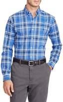 Polo Ralph Lauren Big & Tall Plaid Poplin Long-Sleeve Woven Shirt