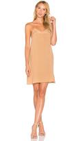 American Vintage Azawood Slip Dress in Tan