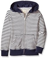 Scout + Ro Little Boys' Solid Hoodie Jacket,7