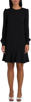 MICHAEL Michael Kors Candy Dress With Flounce
