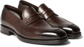 Tom Ford - Wessex Leather Penny Loafers