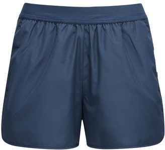 Thom Browne Track Shorts W/ Stripe Detail