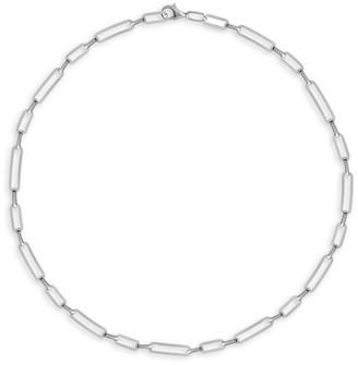 GABIRIELLE JEWELRY Sterling Silver Choker Necklace