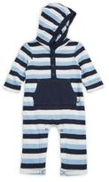 Offspring Baby Boy's Bear Tracks Adventure Cotton Coverall