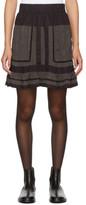 Etoile Isabel Marant Green Rhoda Miniskirt