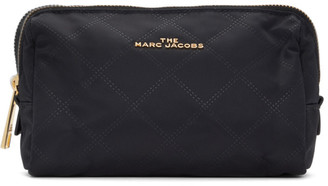 Marc Jacobs Black Triangle The Beauty Cosmetic Pouch