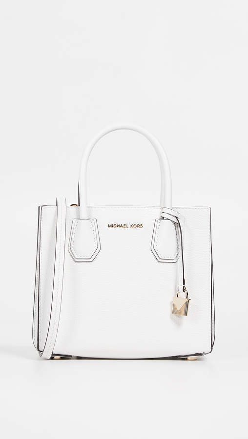 Michael Kors White Top Handle Bags For Women