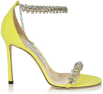 Jimmy Choo Shiloh 100 Jewelled Sandals
