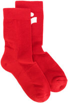 Isabel Marant Visby ankle socks - women - Cotton/Polyamide/Spandex/Elastane - One Size