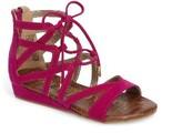 Sam Edelman Girl's 'Danica' Lace-Up Sandal