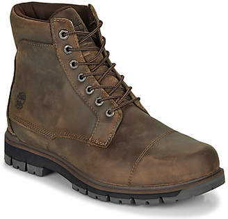 """RADFORD 6"""" PT BOOT WP men's Mid Boots in Brown"""