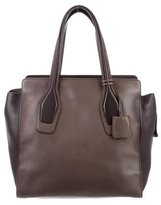 Tod's Leather Bicolor Tote