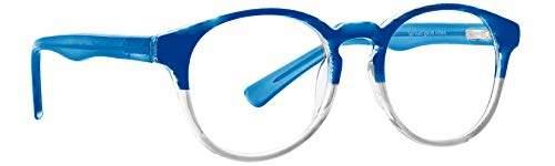 Life is Good Unisex-Adult Gatsby LGGATSBY0ROYA0AR300 Round Reading Glasses