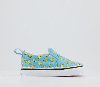 Vans Classic Slip On Toddlers The Simpsons Maggie