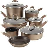 Anolon Advanced Bronze 12-pc. Cookware Set