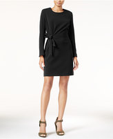 Rachel Roy Diane Tie-Detail Sheath Dress
