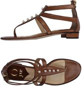 O Jour Toe strap sandals - Item 11105268