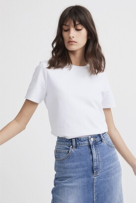 Witchery Ponte Tee