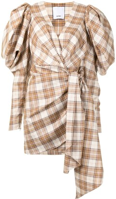 Acler Maradale wrap dress
