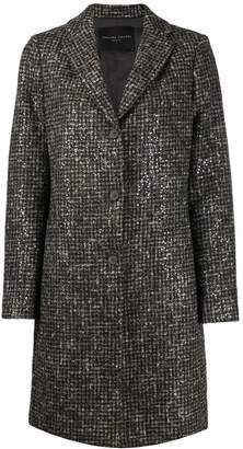 Fabiana Filippi single-breasted fitted coat