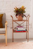 Urban Outfitters Rustic Metal Table