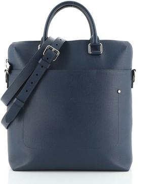 Louis Vuitton Grigori Tote Taiga Leather