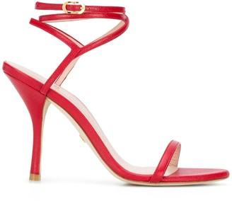 Stuart Weitzman Merinda 11mm strappy sandals