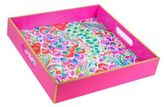 Lilly Pulitzer I'm So Hooked Lacquer Tray