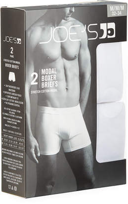 Joe's Jeans Men's Cotton-Modal Boxer-Briefs, 2-Pack