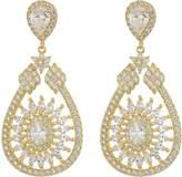 Nina Swaying Mandala Teadrop Earrings Earring