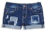 Vigoss Little Girl's Bandana Patch Shorts