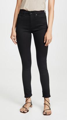 Rag & Bone Nina High Rise Skinny Jeans
