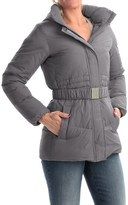 Timberland Mount Madison Mid Down Coat - 550 Fill Power (For Women)