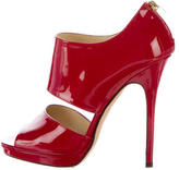 Jimmy Choo Patent Leather Private Pumps