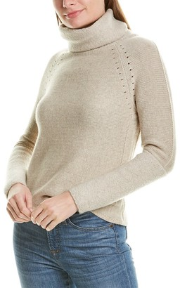 LISA TODD Aspen Wool & Cashmere-Blend Sweater