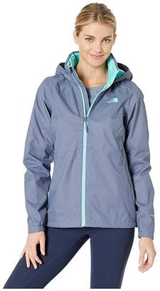 The North Face PR Resolve Plus Jacket (Grisaille Grey/Grisaille Grey) Women's Coat