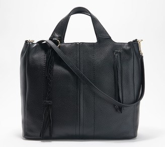 Vince Camuto Leather Tote - Caol