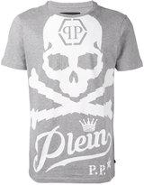 Philipp Plein Airline T-shirt - men - Cotton - S