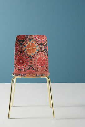 Anthropologie Merida Tamsin Dining Chair By in Pink Size ALL