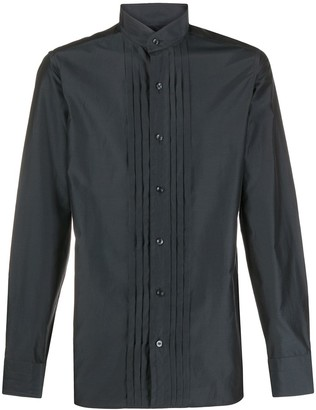 Tom Ford Pleated Front Shirt