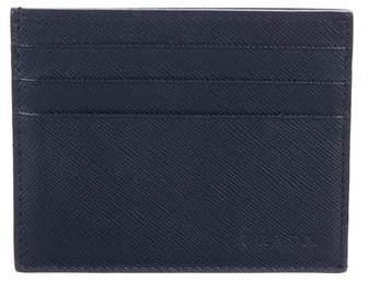 7443e1d7f7b5 Prada Blue Men's Wallets - ShopStyle