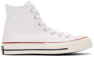 Converse White Chuck 70 High Sneakers