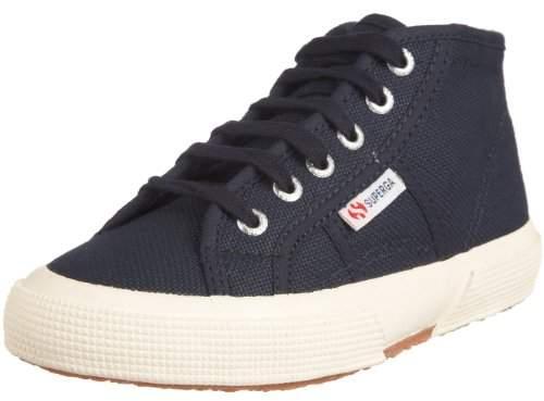 Superga Unisex Kids' 2754JCOT Classic Hi-Top Sneakers