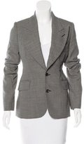 Tom Ford Wool Structured Blazer