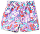 The North Face Baby Girls 3-24 Months Printed Hike Water Shorts