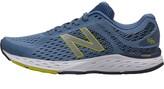 New Balance Mens M680 V6 Neutral Running Shoes Blue